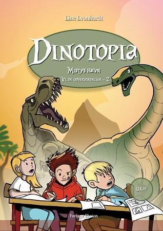 Line Leonhardt: Dinotopia : Mistys hævn