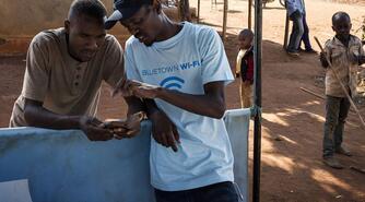 Henrik Føhns: Dansk wifi til verdens fattigste
