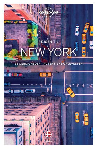 Ali Lemer: Rejsen til New York : seværdigheder, autentiske oplevelser