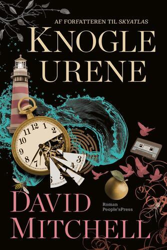 David Mitchell (f. 1969): Knogleurene : roman