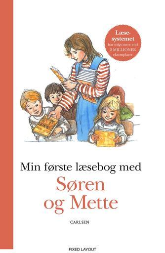 Knud Hermansen: Min første læsebog med Søren og Mette