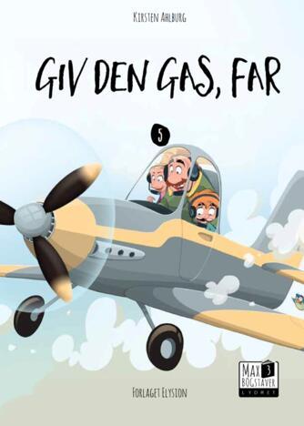 Kirsten Ahlburg: Giv den gas, far