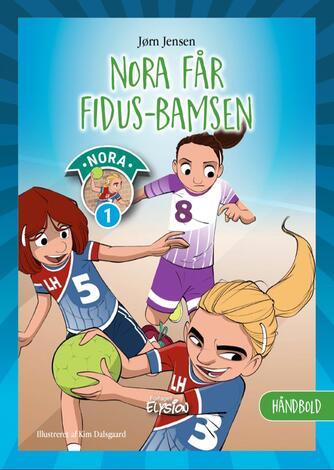 Jørn Jensen (f. 1946): Nora får fidus-bamsen