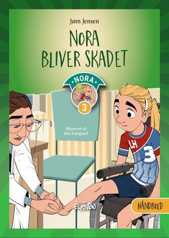 Jørn Jensen (f. 1946): Nora bliver skadet