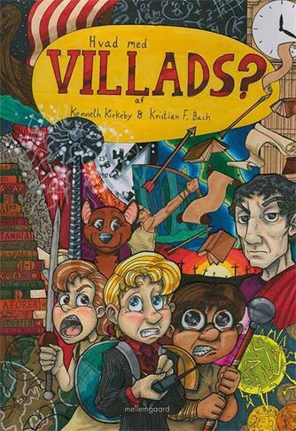 Kristian Bach (f. 1987): Hvad med Villads?