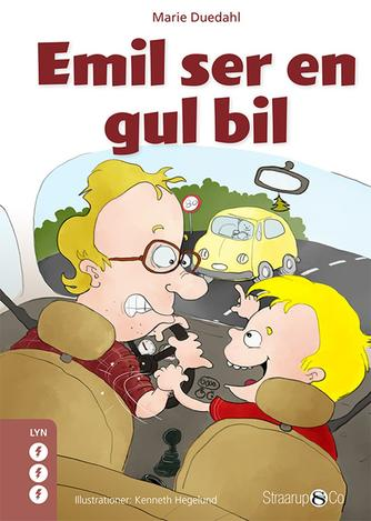 Marie Duedahl: Emil ser en gul bil