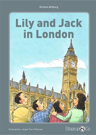 Kirsten Ahlburg: Lily and Jack in London