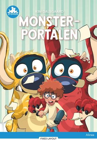 Kim Dalsgaard: Monsterportalen