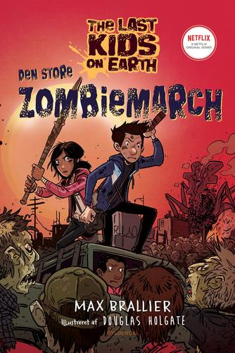 Max Brallier: Den store zombiemarch
