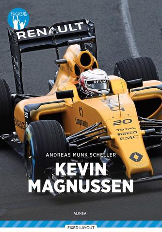 Andreas Munk Scheller: Kevin Magnussen
