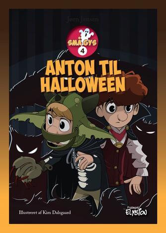 Jørn Jensen (f. 1946): Anton til Halloween