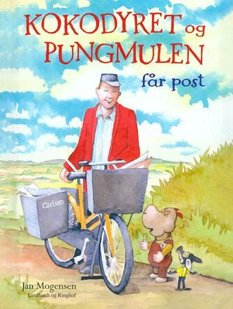 Jan Mogensen (f. 1945): Kokodyret og Pungmulen får post
