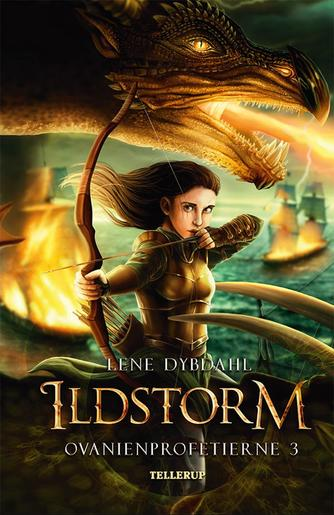 Lene Dybdahl: Ildstorm