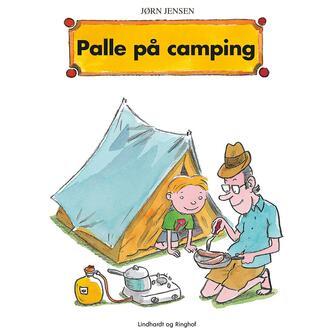 Jørn Jensen (f. 1946): Palle på camping