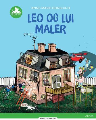 Anne-Marie Donslund: Leo og Lui maler