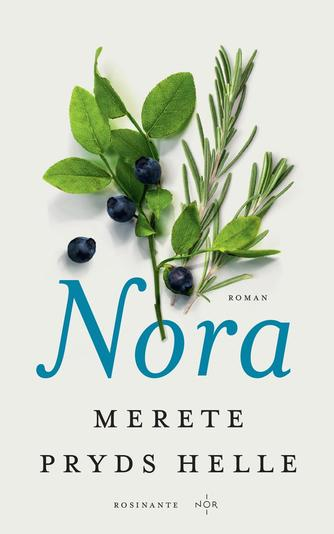 Merete Pryds Helle: Nora : roman