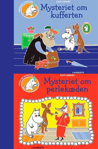 Katariina Heilala: Mysteriet om kufferten : Mysteriet om perlekæden
