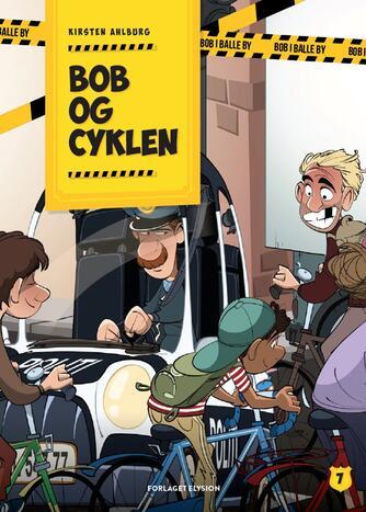Kirsten Ahlburg: Bob og cyklen