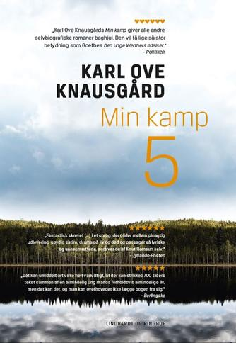 Karl Ove Knausgård: Min kamp. Bog 5