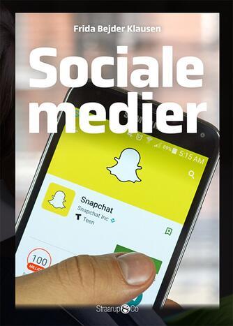 Frida Bejder Klausen: Sociale medier