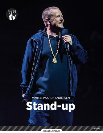 Martin Paarup Andersen: Stand-up