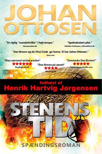 Johan Ottosen (f. 1968-12-06): Stenens tid (Ved Henrik Hartvig Jørgensen)