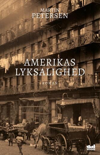 Martin Petersen (f. 1950): Amerikas lyksalighed : roman