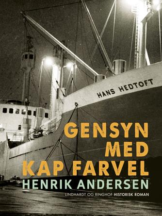 Henrik Andersen (f. 1966): Gensyn med Kap Farvel : roman