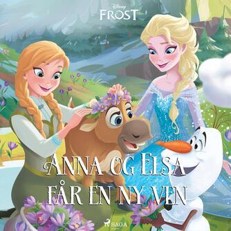 : Anna og Elsa får en ny ven