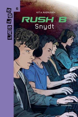 Kit A. Rasmussen: Rush B - snydt