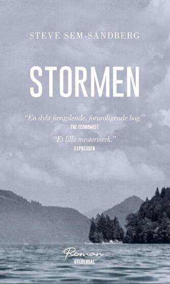 Steve Sem-Sandberg: Stormen : roman