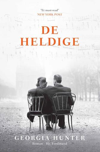 Georgia Hunter: De heldige : roman