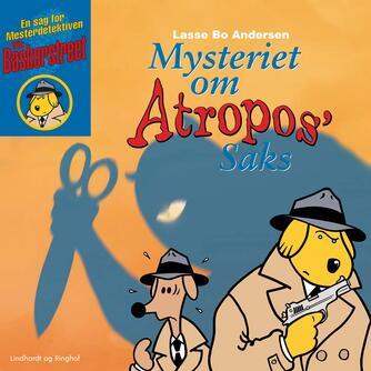 Lasse Bo Andersen (f. 1964): Mysteriet om Atropos' saks