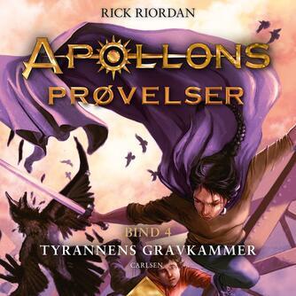 Rick Riordan: Tyrannens gravkammer