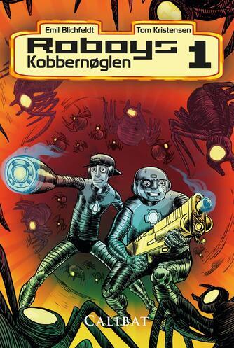 Emil Blichfeldt: Kobbernøglen