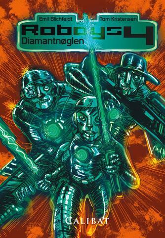 Emil Blichfeldt: Diamantnøglen