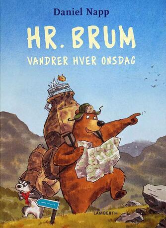 Daniel Napp: Hr. Brum vandrer hver onsdag