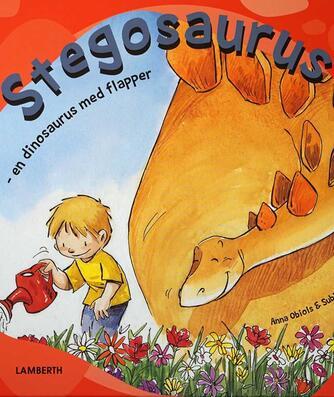 Anna Obiols, Subi: Stegosaurus : en dinosaurus med flapper