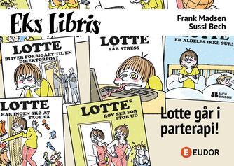 Frank Madsen (f. 1962), Sussi Bech: Lotte går i parterapi