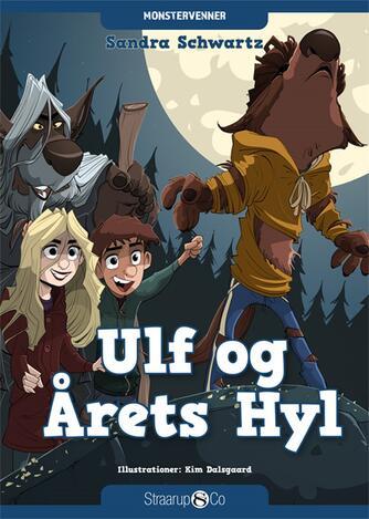 Sandra Schwartz: Ulf og årets hyl