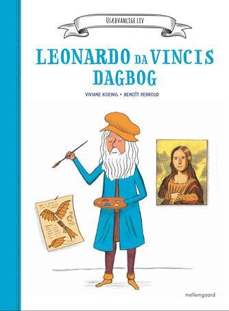 Viviane Koenig: Leonardo da Vincis dagbog