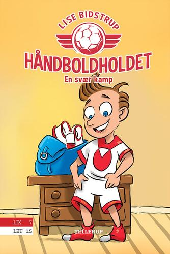 Lise Bidstrup: Håndboldholdet - en svær kamp