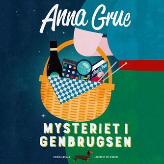 Anna Grue: Mysteriet i Genbrugsen