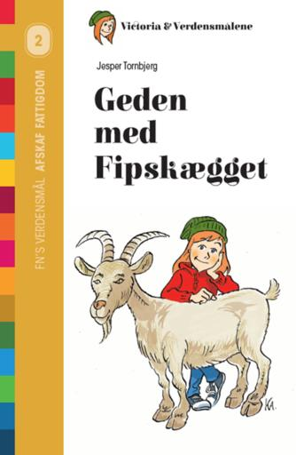 Jesper Tornbjerg: Geden med fipskægget