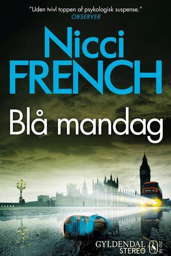 Nicci French: Blå mandag