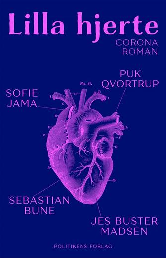 Sofie Jama (f. 1982): Lilla hjerte : corona-roman