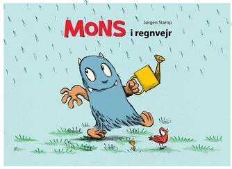 Jørgen Stamp: Mons i regnvejr