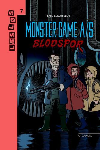 Emil Blichfeldt: Monster Game A/S - blodspor