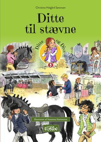 Christina Holgård Sørensen: Ditte til stævne