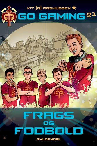 Kit A. Rasmussen: Frags og fodbold